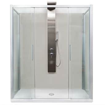 Installazione box doccia e accessori